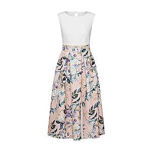 Closet London Kokteilové šaty biela vyobraziť