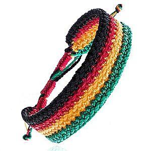 Náramky pletené vyobraziť