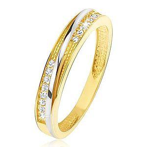 Zlatý prsteň VINA vyobraziť