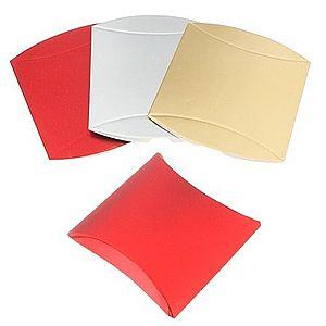 Darčeková krabička z papiera, lesklý povrch, rôzne farebné odtiene Z41.13/15 vyobraziť