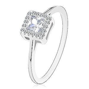 Dámsky prsteň so zirkónmi vyobraziť