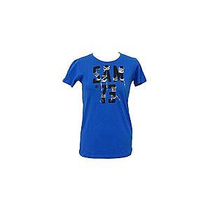 Chlapčenské tričko Sam 73 modrá 116-122 vyobraziť