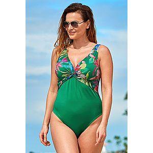 Dámske jednodielne plavky Merida curves vyobraziť