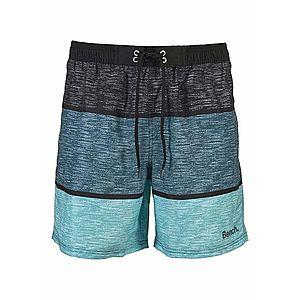 BENCH Plavecké šortky modrá vyobraziť