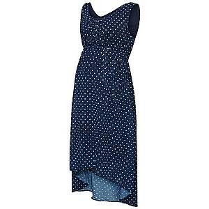MAMALICIOUS Šaty 'Elina' azúrová / námornícka modrá vyobraziť