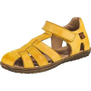 NATURINO Sandále žltá vyobraziť