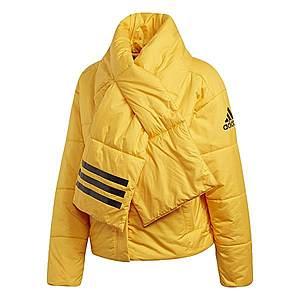 ADIDAS PERFORMANCE Outdoorová bunda 'Big Baffle' žlté / čierna vyobraziť