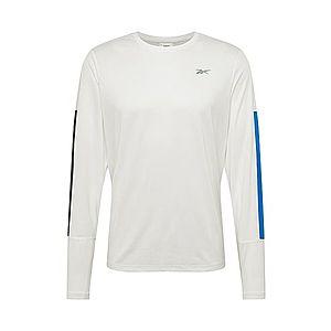 REEBOK Funkčné tričko biela vyobraziť