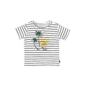 Noppies Tričko 'Asbury' zelená / svetlomodrá / biela / čierna / žltá vyobraziť