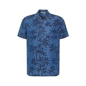 LTB Košeľa 'LARY' modrá vyobraziť