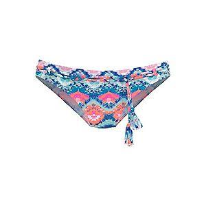 VENICE BEACH Bikinové nohavičky modrá / ružová vyobraziť