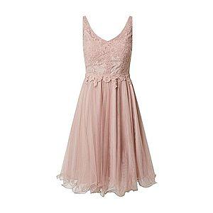 SWING Kokteilové šaty rosé vyobraziť