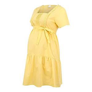 MAMALICIOUS Šaty žlté vyobraziť