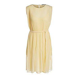 SET Šaty žlté vyobraziť