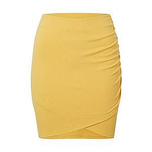 EDITED Sukňa 'Paisley' žlté vyobraziť