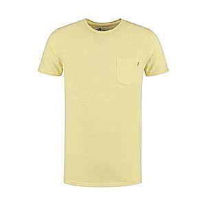 Shiwi Tričko žlté vyobraziť