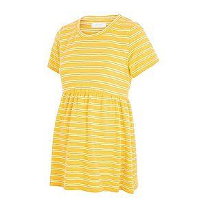 MAMALICIOUS Tričko žlté vyobraziť