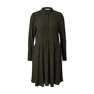 minimum Košeľové šaty 'Bindie' zelená vyobraziť