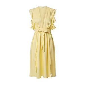 GLAMOROUS Šaty žlté vyobraziť