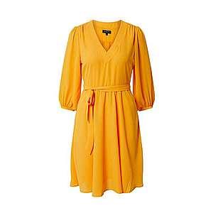 SELECTED FEMME Šaty 'SLFZIX 3/4 SHORT DRESS B' žltá vyobraziť