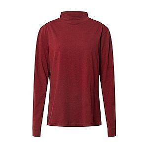 MELAWEAR Tričko 'KALA' burgundská / červená vyobraziť