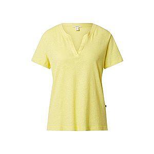 ESPRIT Tričko žlté vyobraziť
