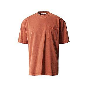 Samsoe Samsoe Tričko 'Ratan 9914' hrdzavo červená vyobraziť