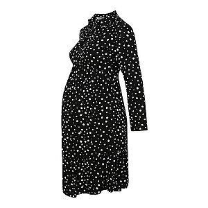 Čierne košeľové šaty Dorothy Perkins vyobraziť