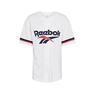 Reebok Classic Tričko 'Retro-Style' biela vyobraziť
