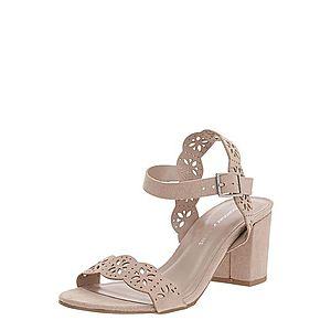 Dorothy Perkins Remienkové sandále ružová vyobraziť