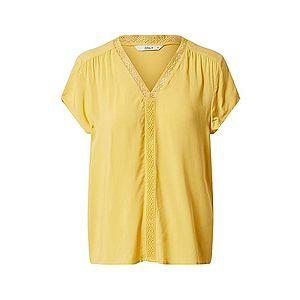 ONLY Tričko 'JESSA' žlté vyobraziť