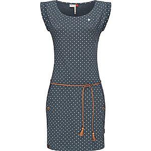 Svetlomodré šaty Ragwear vyobraziť
