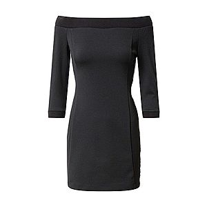 Calvin Klein Šaty biela / čierna vyobraziť