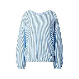 TOM TAILOR DENIM Tričko modrá / námornícka modrá vyobraziť