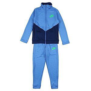 Nike Sportswear Set 'B NSW CORE TRK STE PLY FUTURA' čierna / modré vyobraziť