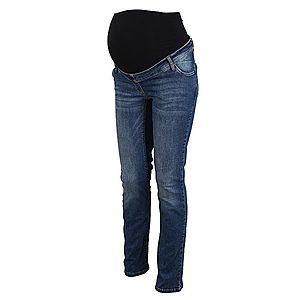 LOVE2WAIT Džínsy 'Jeans Grace' modrá denim / čierna vyobraziť