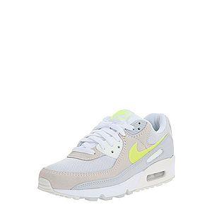 Nike Sportswear Nízke tenisky žlté / biela vyobraziť