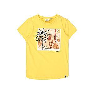 GARCIA Tričko žlté vyobraziť