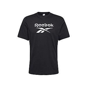 Reebok Classic Tričko 'VECTOR' čierna vyobraziť