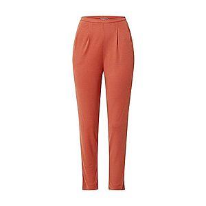JAN 'N JUNE Plisované nohavice 'ARABIS' hrdzavo červená vyobraziť