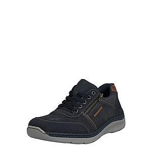 RIEKER Šnurovacie topánky tmavomodrá vyobraziť