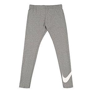 Nike Sportswear Legíny 'FAVORITES' sivá / biela vyobraziť
