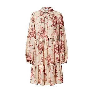 VILA Letné šaty ružová vyobraziť