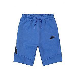 Nike Sportswear Nohavice čierna / modré vyobraziť