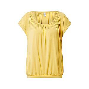 Soyaconcept Tričko 'MARICA' žlté vyobraziť