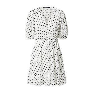 Sublevel Letné šaty čierna / biela vyobraziť