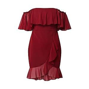 Trendyol Šaty burgundská vyobraziť
