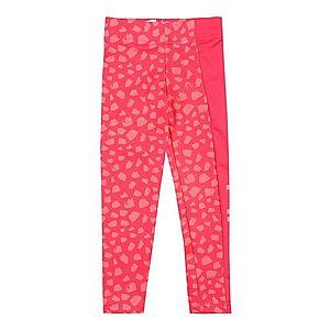 ADIDAS PERFORMANCE Športové nohavice ružová vyobraziť