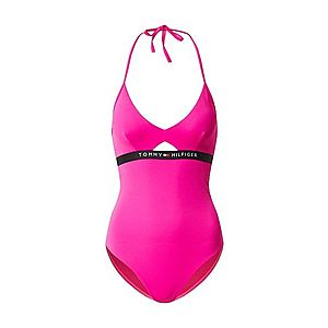 Tommy Hilfiger Underwear Jednodielne plavky ružová / čierna / červené vyobraziť