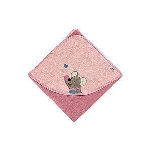 STERNTALER Osuška 'Mabel' tmavomodrá / ružová / pitaya / tmavošedá vyobraziť
